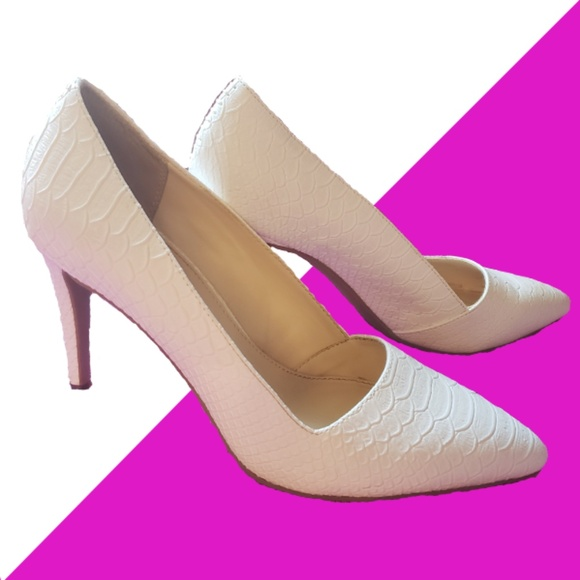 low price sale authorized site the best Bar III Shoes | Classy White Heel | Poshmark